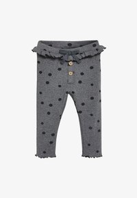 Next - ALL OVER PRINT - Leggings - Trousers - grey - 0