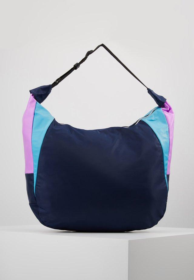ALICANTE - Velká kabelka - mixed blue