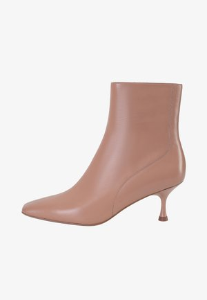 Classic ankle boots - tawny