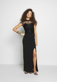 SISTA GLAM PETITE - AMIE - Suknia balowa - black - 1