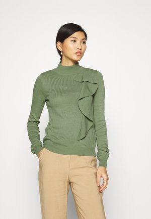 Strickpullover - mint