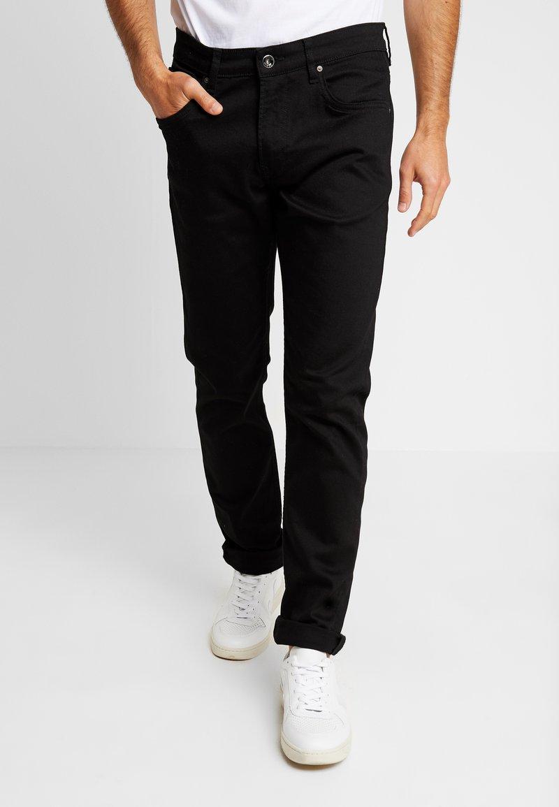 CELIO - NO CLEAN - Straight leg jeans - black
