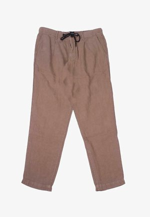 SYMON - Trousers - brown