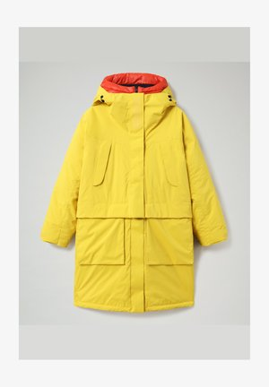 CELSIUS - Cappotto invernale - yellow oil