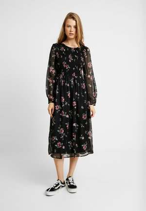 VIPOGO MIDI DRESS - Day dress - black