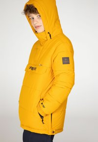 Protest - DYLAN JR  - Snowboard jacket - dark yellow - 5