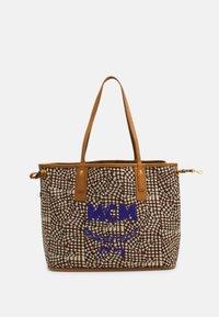 MCM - PROJECT SHOPPER - Shoppingveske - cognac - 2