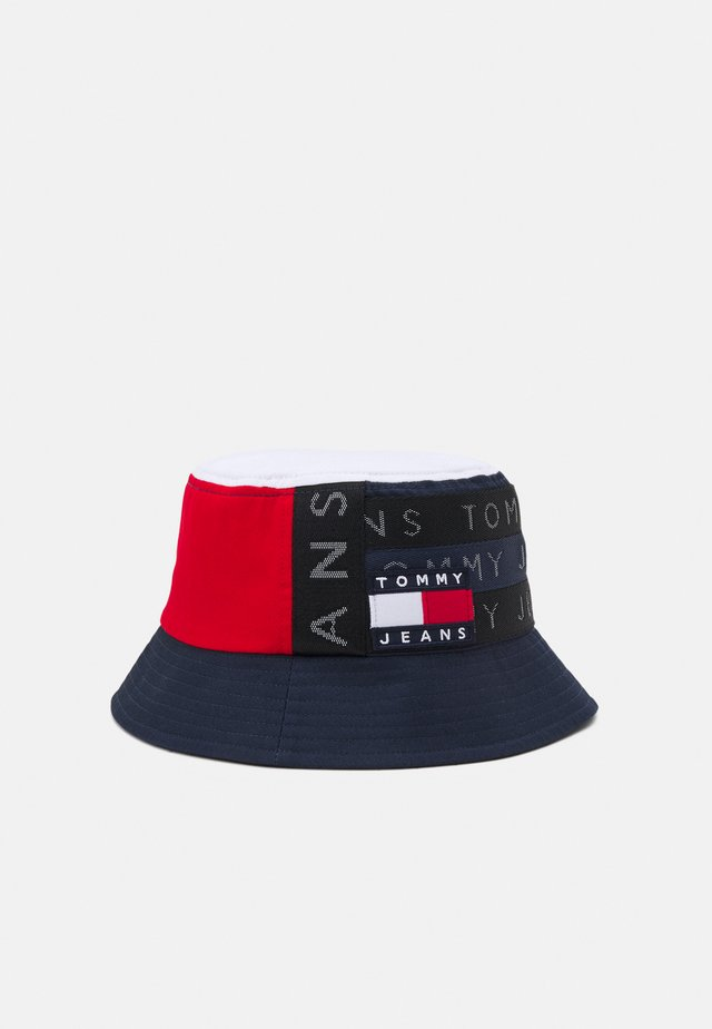 HERITAGE BUCKET HAT UNISEX - Klobouk - blue