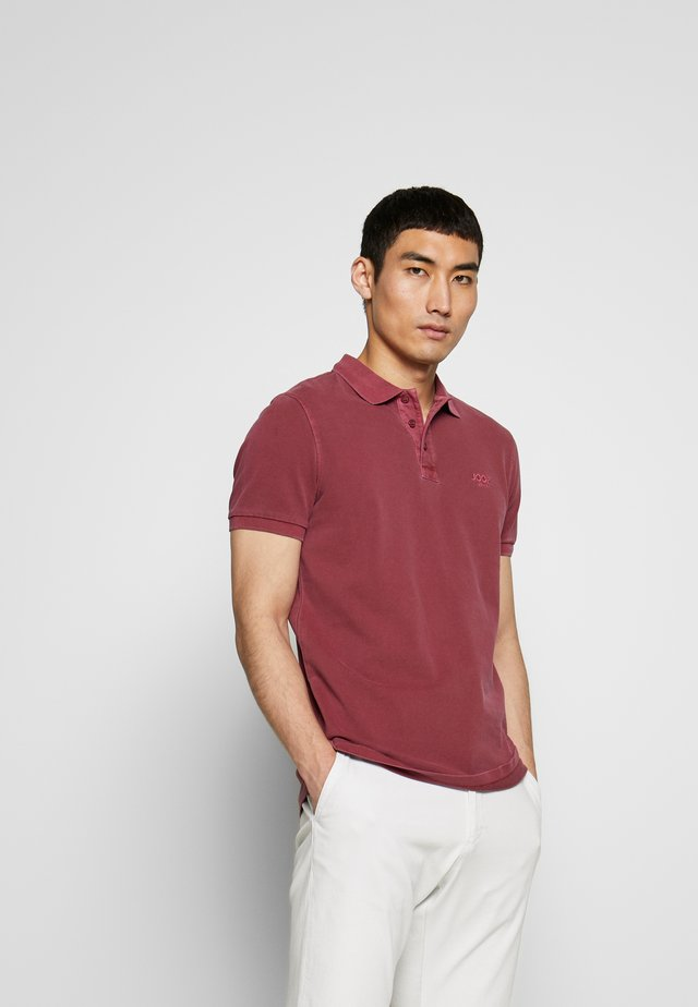 AMBROSIO - Polo shirt - bordeaux