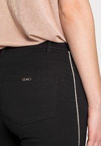 Liu Jo Jeans - PANT - Trousers - nero - 3