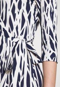 Diane von Furstenberg - ABIGAIL - Maxi dress - navy - 6