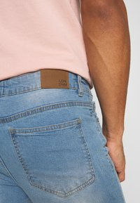 Urban Threads - Shorts - blue denim - 5