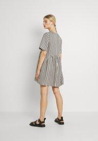 EDITED - MABEL DRESS - Day dress - beige/black - 2