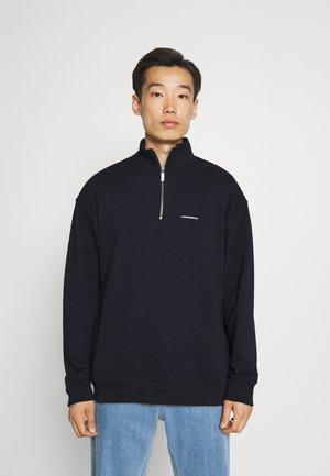 MOCKNECK - Sweater - navy
