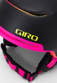 Giro - TERRA MIPS - Helmet - matte black/neon lights - 6