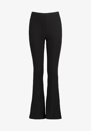 LORI JR - Trousers - black