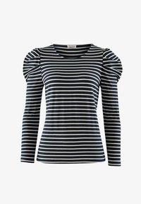 Alba Moda - Long sleeved top - black, white - 5