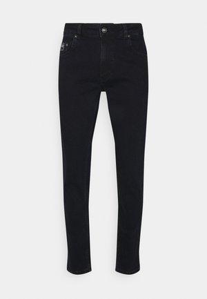 Skinny džíny - blue black