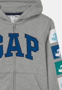 GAP - MICKEY  - Zip-up hoodie - light heather grey - 2