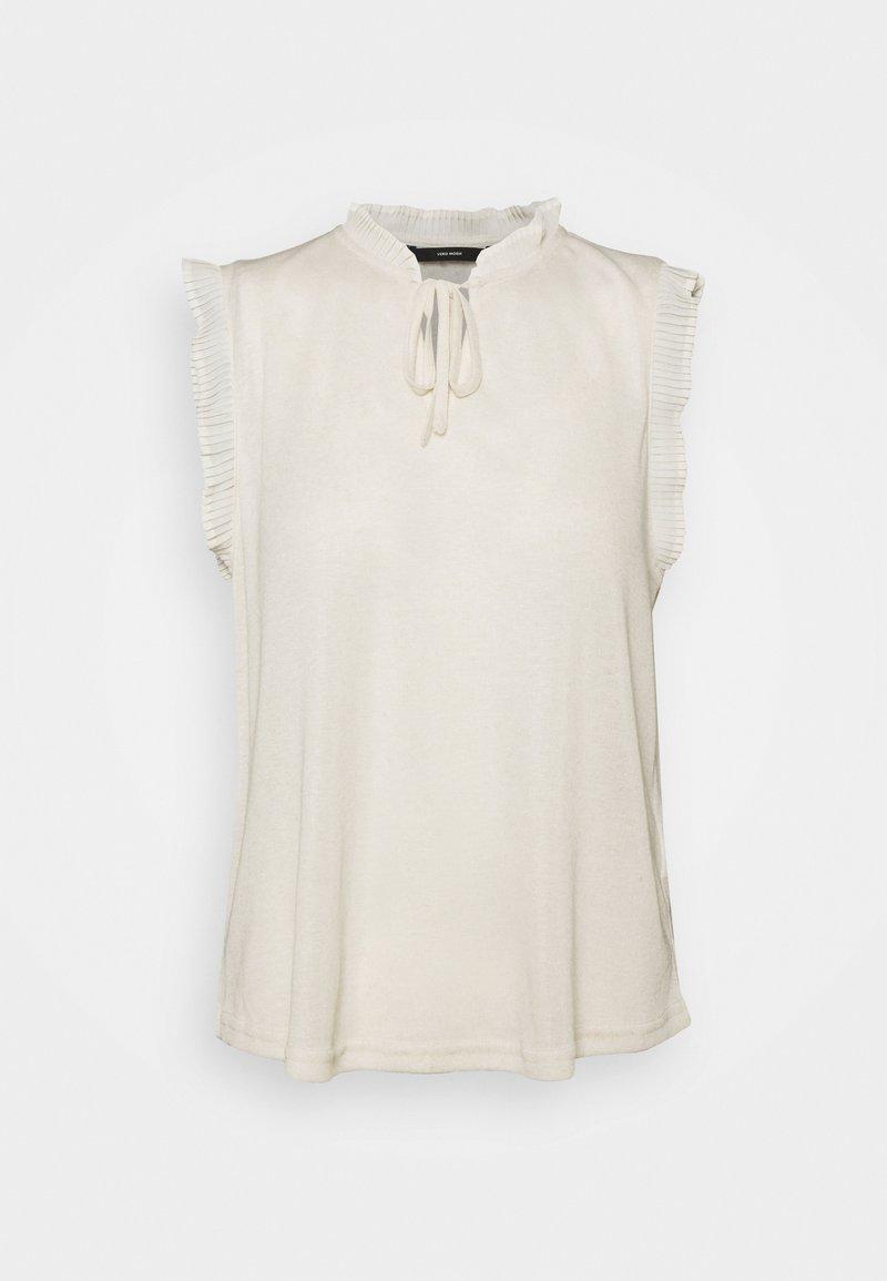 Vero Moda Tall - VMKALI - Print T-shirt - birch