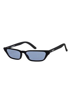 ROXY™ TABLEROCK - SONNENBRILLE FÜR FRAUEN ERJEY03096 - Sunglasses - matte black/blue