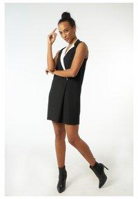 Auden Cavill - Shirt dress - schwarz - 1