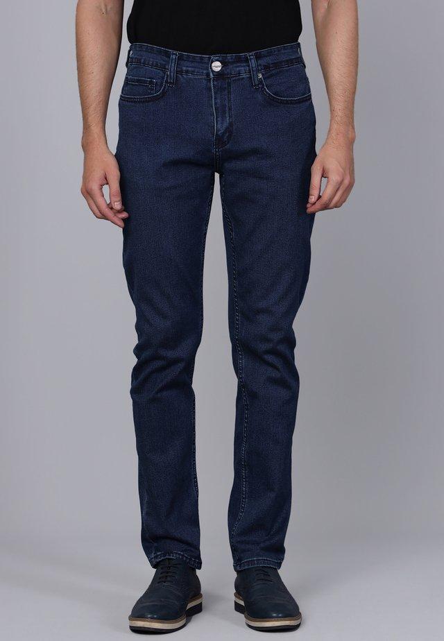 Slim fit jeans - blue/navy