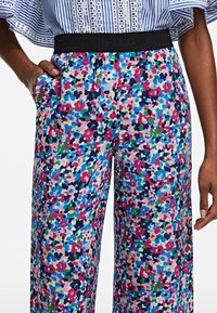 KARL LAGERFELD - Trousers - multi-coloured - 5