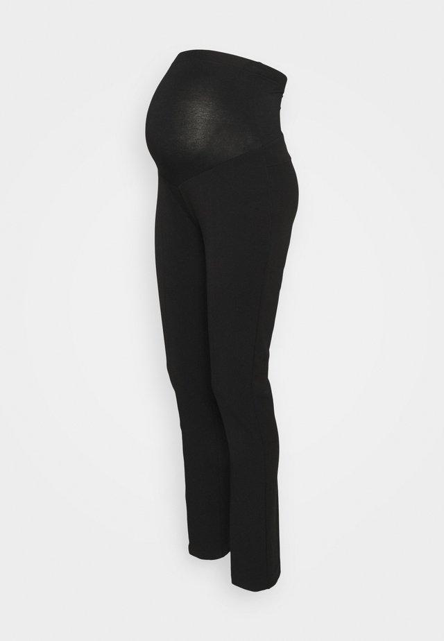 SOFIA OVERBUMP TROUSER - Pantalones deportivos - black