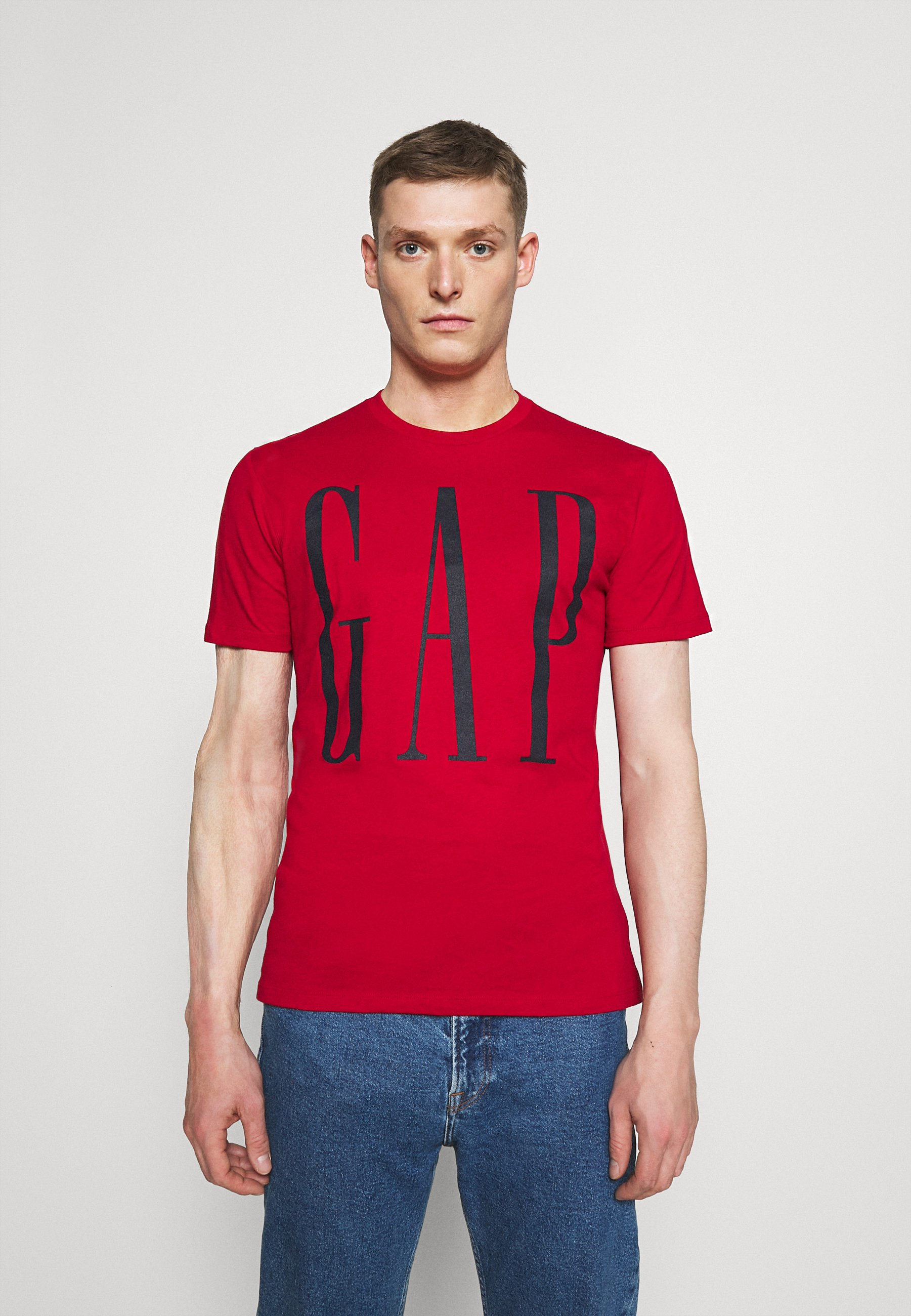 Gap Logo 2 Pack - T-shirts Med Print Savvy Teal/petroleumsblå