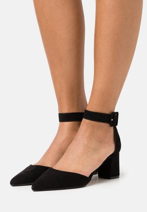 ELSA COURT - Tacones - black