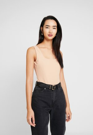 BODYSUIT BASIC - Top - nude