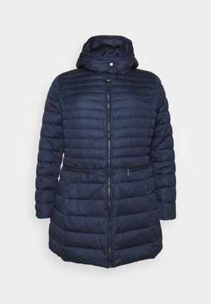 COAT - Down coat - navy