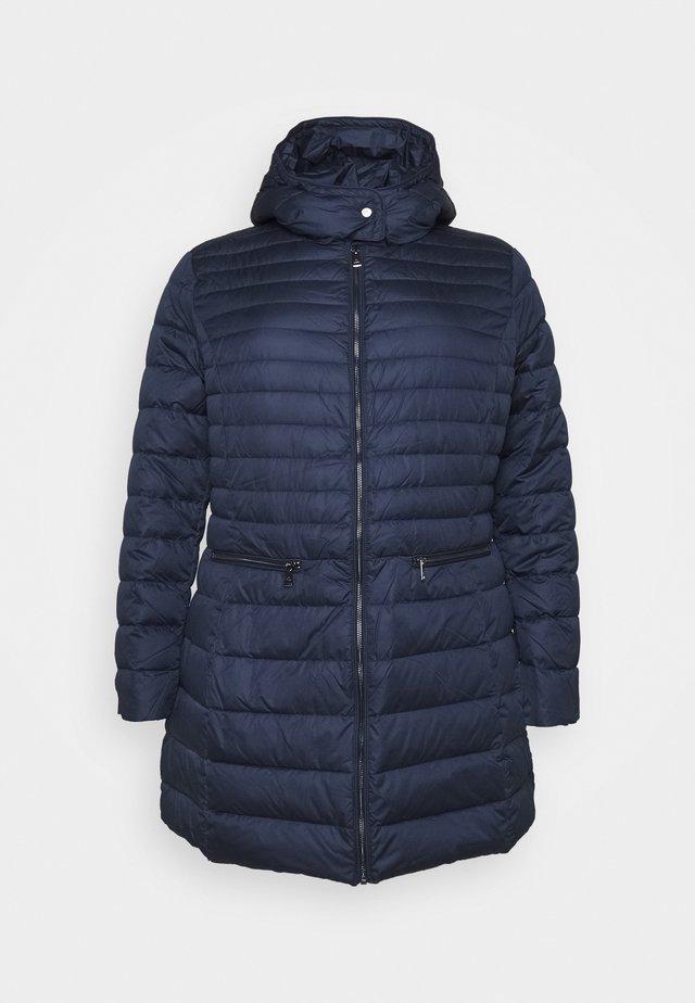COAT - Down coat - navy
