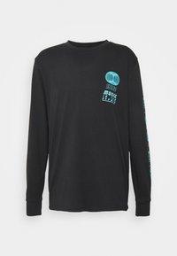 Urban Threads - GRAPHIC LONG SLEEVE TOP - Print T-shirt - black - 6