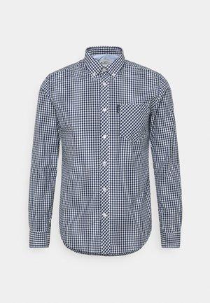 SIGNATURE GINGHAM - Camicia - dark blue