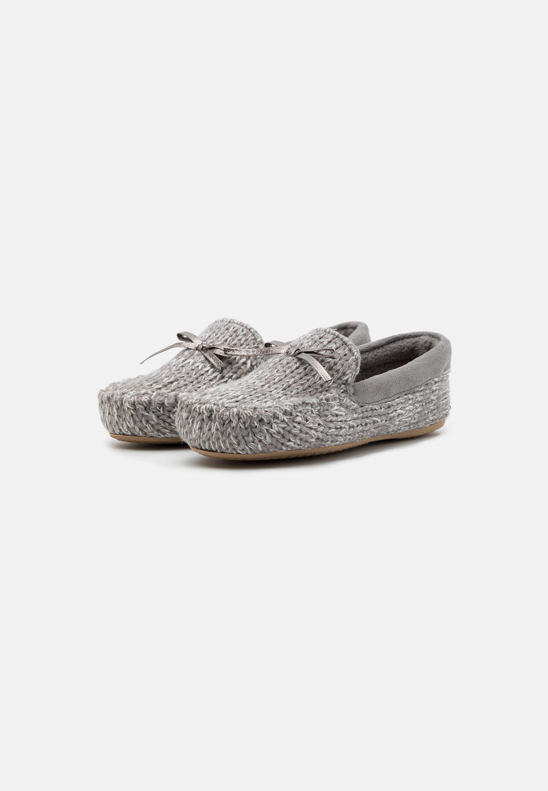 flip*flop LOAFER Hausschuh grey/grau