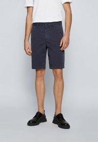 BOSS - Shorts - dark blue - 0