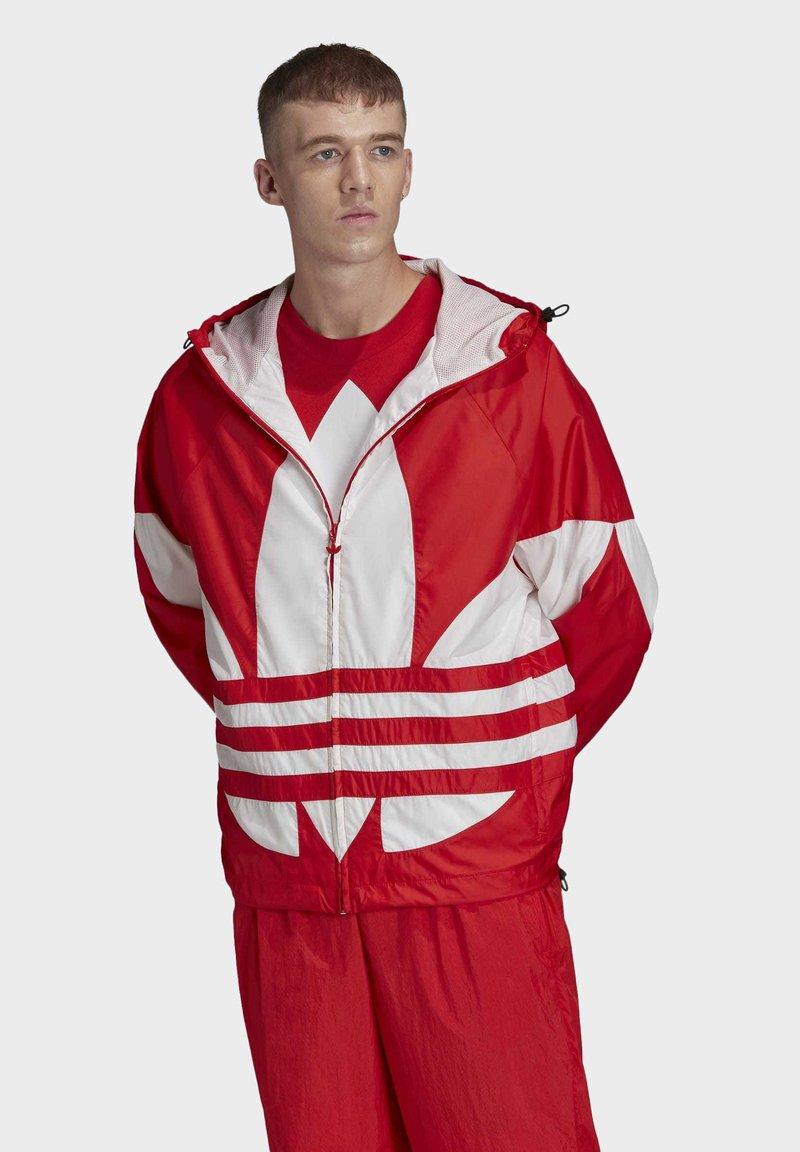 adidas Originals - Tuulitakki - red
