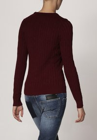 GANT - CABLE CREW - Jumper - bugendy - 3