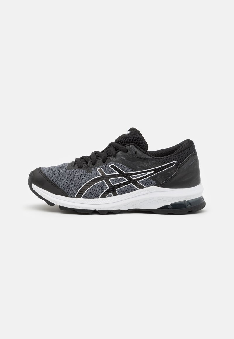 ASICS - GT-1000 10 UNISEX - Neutral running shoes - black/white