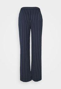 Lauren Ralph Lauren - SEPARATE LONG PANTS - Pyjama bottoms - navy - 1