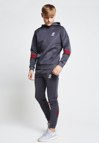 SIKSILK - LONDON JUNIORS - Hoodie - grey /pink - 0