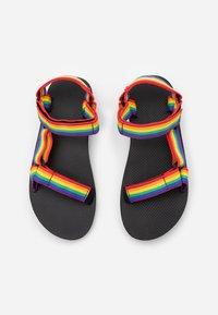 Teva - ORIGINAL UNIVERSAL - Chodecké sandály - rainbow/black - 3