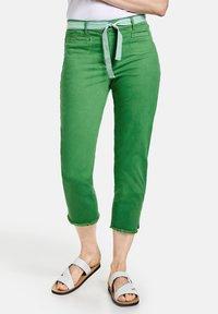 Gerry Weber - Slim fit jeans - palm - 0