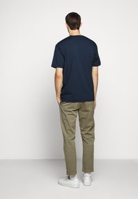 NN07 - DYLAN TEE  - T-shirt imprimé - navy blue - 2