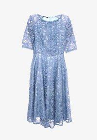 Madam-T - GLORIA - Day dress - indigo - 6