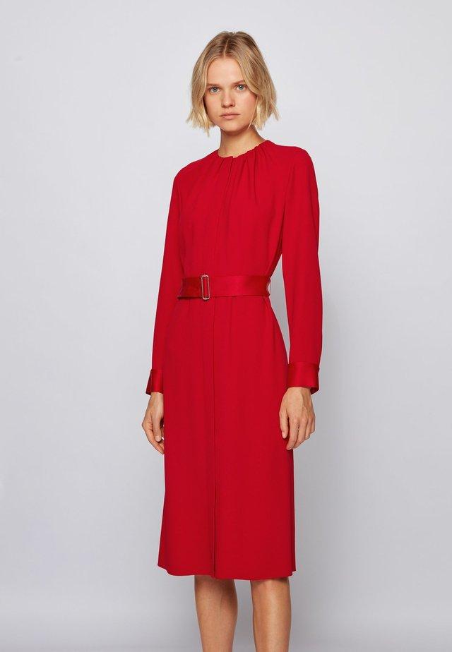 DIBANORA - Day dress - red
