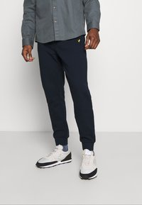 Pier One - Pantaloni sportivi - dark blue - 0