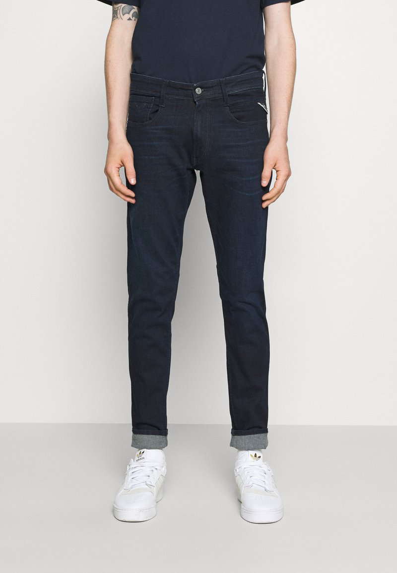 Replay - BRONNY - Jeans Tapered Fit - dark blue